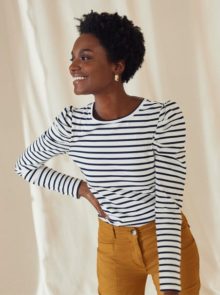Shop statement stripes