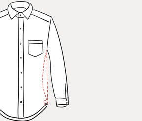 Men's Shirt Fit Guide