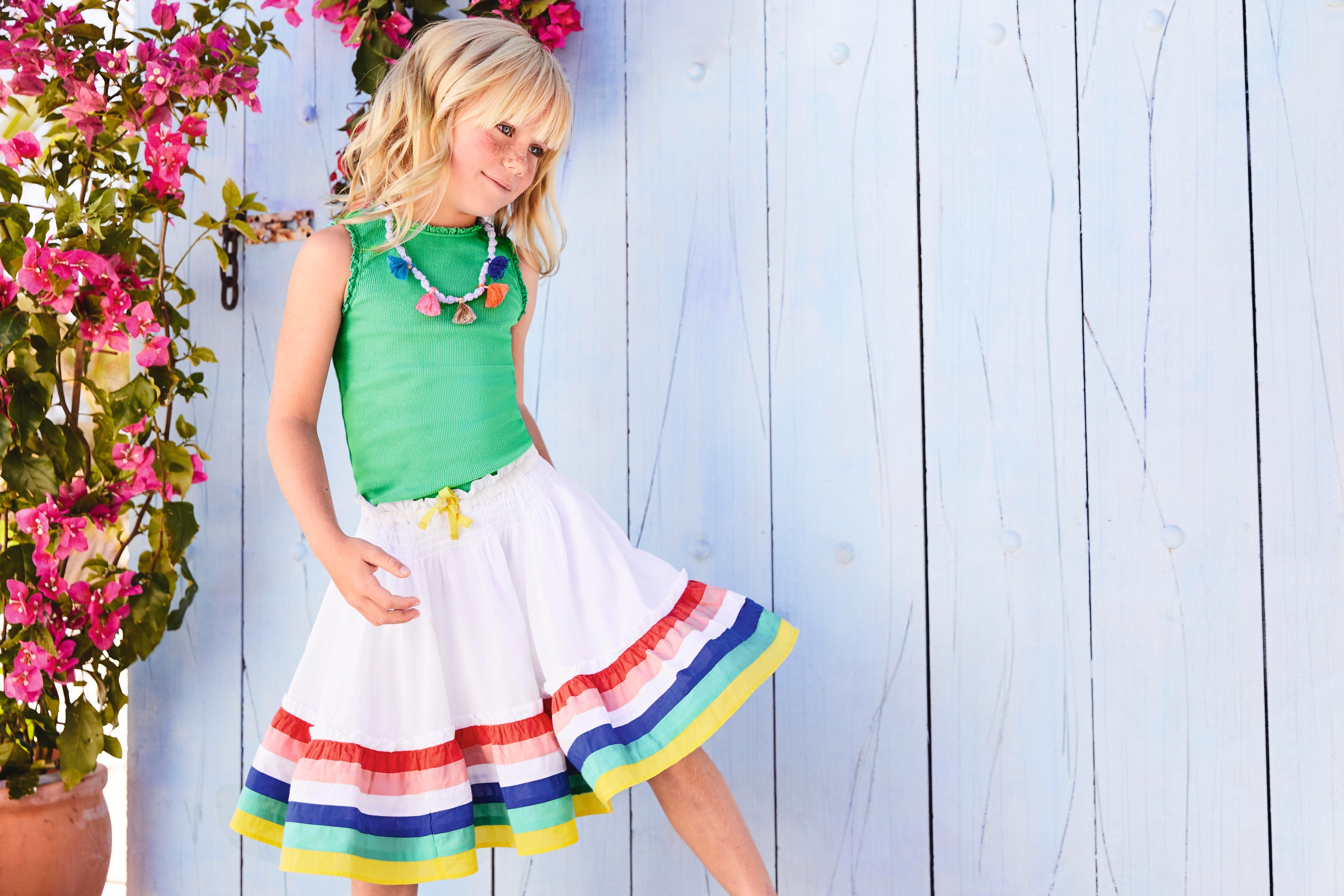 Girls clothing & fashion boden