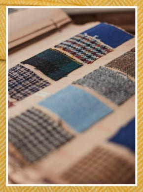 Behind the Seams Tweed