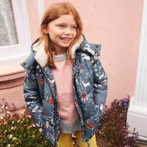 Girls' Coats & Jackets