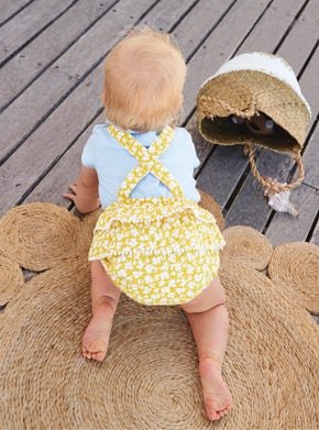 Baby Rompers & Overalls