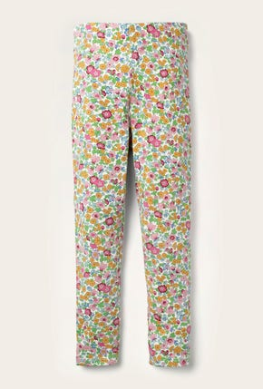 Fun Leggings - Multi Vintage Floral