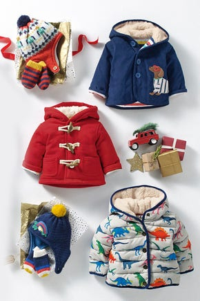 Shop Baby Coats & Jackets
