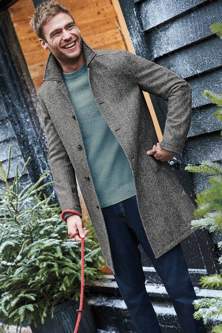 Shop the Darley Tweed Car Coat