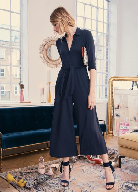 c1e5abbdd1fc WIDE-LEG JUMPSUIT. Cocktails