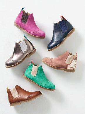 Girl's Shoes & Boots