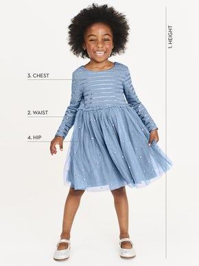 Children s size fit chart boden